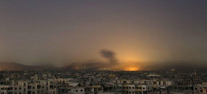 الجادريان: الغارت الجوية  لم تكن في صالح الشعب السوري