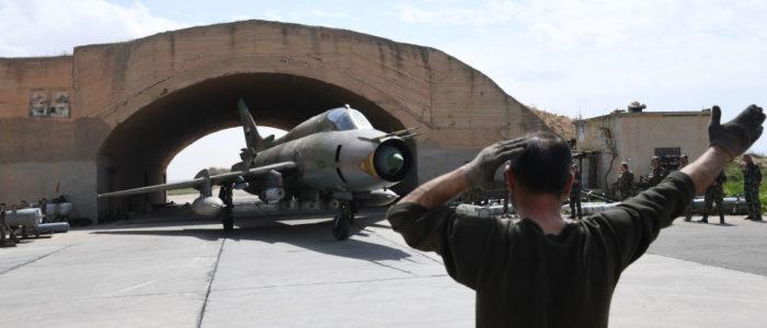 إنذار خاطئ أدى إلى إطلاق عدد من الصواريخ في سوريا