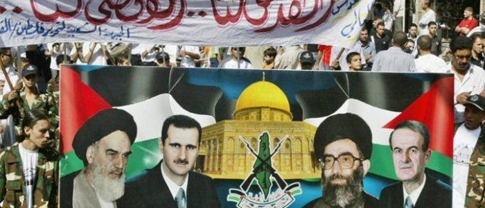 إسرائيل هي العدو الحقيقي لإيران في سوريا