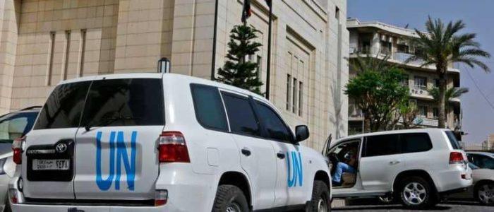 موسكو تتهم المعارضة بعرقلة مفتشي الكيماوي في دوما