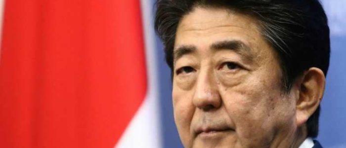 شينزو آبي يصف محادثاته مع ترامب بشأن التجارة بأنها بناءة