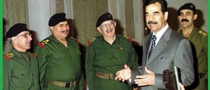 14 مسؤولاً من نظام صدام حسين ما زالوا في السجن