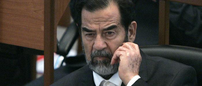 تعرف علي ما حدث لجثمان صدام حسين