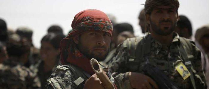 """قوات سوريا الديمقراطية تتهم تركيا بمنح عناصر """"داعش"""" حرية عبور أراضيها"""