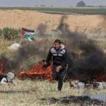 قصة فتى غزة الذي قنص من الخلف