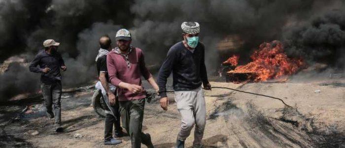وفاة فتى فلسطيني متأثرا بجروح اصيب بها برصاص اسرائيلي في غزة