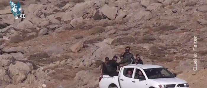 فيديو يكشف تورط قوة تابعة للأمم المتحدة وهم يتفرجون لنصب كمين للمخابرات السورية