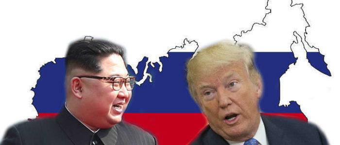 هل تكون روسيا مكان لقاء ترامب وكيم جونج أون؟