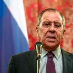 لافروف: حفتر غادر موسكو دون التوقيع على اتفاق