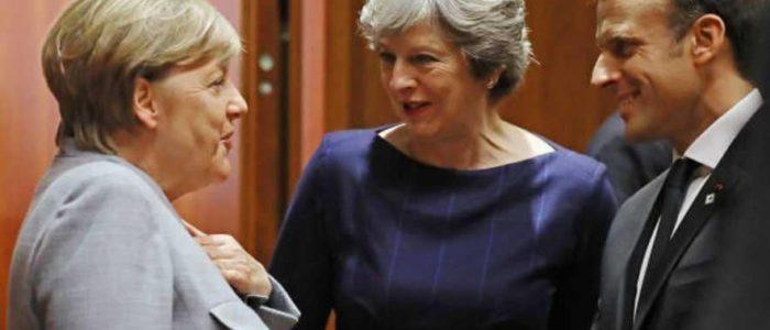 اتفاق بريطاني فرنسي ألماني على توسيع نطاق اتفاق إيران النووي