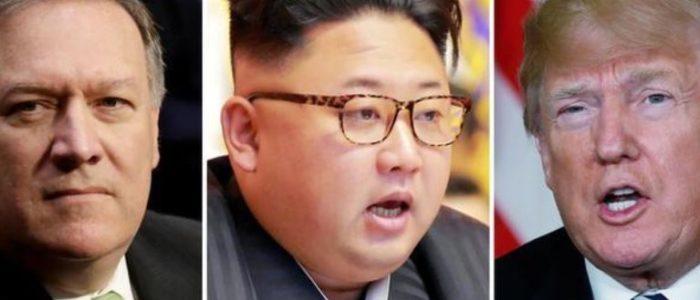 مايك بومبيو يتهم كوريا الشمالية بمواصلة إنتاج مواد انشطارية