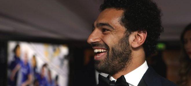 محمد صلاح يفوز بجائزة رابطة المحترفين لأفضل لاعب في الدوري الإنجليزي