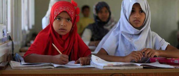 """أطفال """"الكاولية"""" يعودون للدراسة في العراق"""