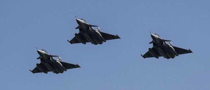 ضربات جوية تستهدف الإرهابيين في سيناء