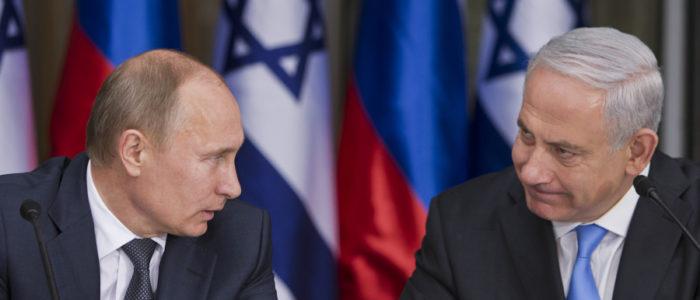 بوتين الوحيد القادر على التهدئة بين إيران وإسرائيل.. بمكالمة هاتفية انهي الحرب