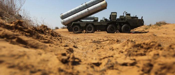 إنشاء نظام دفاع جوي جديد في سوريا بدعم روسي