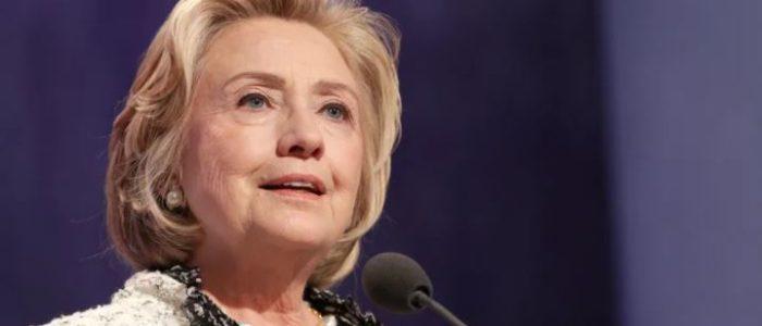 استطلاع يؤكد فوز هيلاري كلينتون علي ترامب في الإنتخابات القادمة