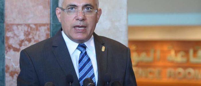 وزير الري: إثيوبيا خالفت اتفاقها مع مصر ببناء سد النهضة