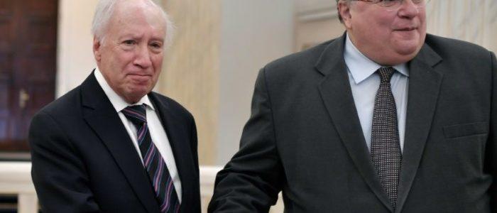 وسيط الامم المتحدة يلتقي وزيري خارجية اليونان ومقدونيا الاربعاء