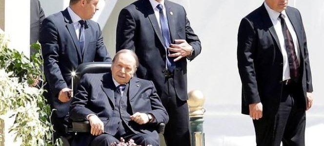 أحزاب السلطة بالجزائر تدعو بوتفليقة للترشح لولاية خامسة