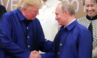 ترامب وبوتين قد يلتقيان في أوروبا في يوليو