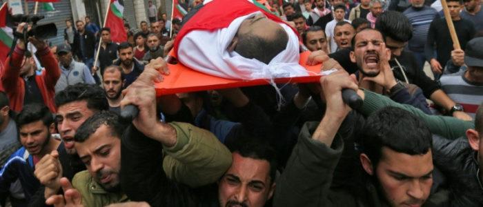 العنف في غزة يضع القضية الفلسطينية مجددا في واجهة الاحداث العالمية