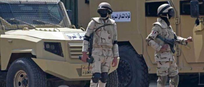 مصرع 30 إرهابيا وتدمير مئات الأوكار والبؤر الإرهابية في سيناء