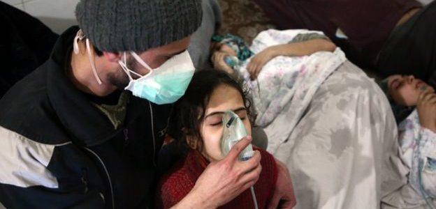 روسيا وإيران وسوريا يعارضون مشروع قرار بريطاني بمنظمة حظر الأسلحة الكيميائية
