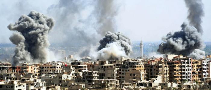 بدء محادثات بين المعارضة السورية وروسيا بشأن اتفاق سلام في درعا