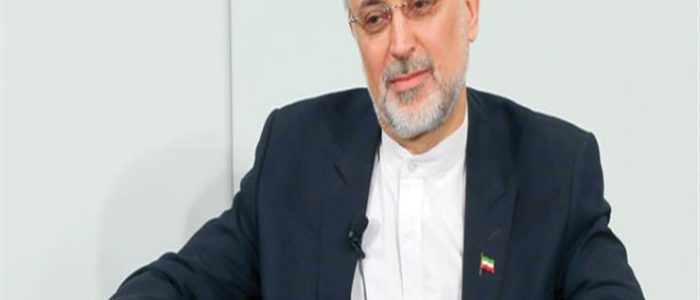 رئيس منظمة الطاقة الذرية الإيرانية ينتقد الصين