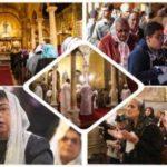 الكنيسة المصرية بالكويت توجه رسالة شكر للرئيس لسيسى فى احتفالات عيد القيامة