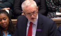 زعيم حزب العمال البريطاني يدعم استفتاء ثانيا على اتفاق جديد للبريكست