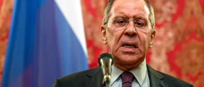 لافروف: آمل التوصل لاتفاق قريب مع الأتراك بخصوص إدلب