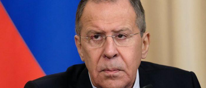 لافروف يؤكد لرئيس وزراء السودان دعم روسيا مفاوضات السلام فى جوبا