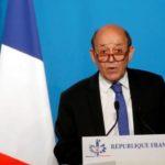 وزير الخارجية الفرنسي: خطوات إيران سلبية لكن طريق الحوار لا يزال مفتوحا