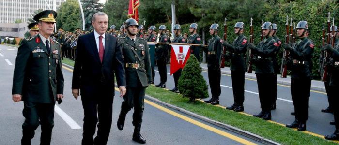أردوغان يكشف مصير رئيسي الأركان والاستخبارات حال فوزه في الانتخابات القادمة.. ويحدد عدد وزراء حكومته الجديدة