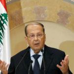 الرئيس اللبنانى: نحظى باستقرار أمنى كبير ونجحنا فى دحر الإرهاب