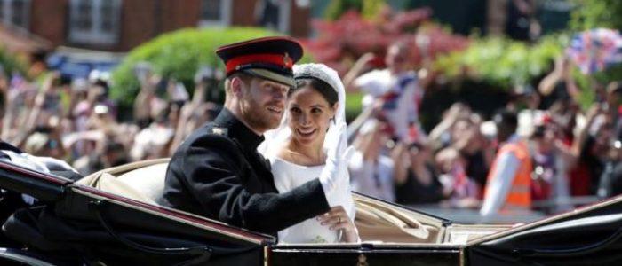 الشعب البريطاني يتحمل 40 مليون دولار من أصل 45 مليون تكلفة زفاف الأمير هاري