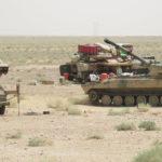 الجيش السورى يسقط طائرة مسيرة للإرهابيين بريف حماة الشمالى