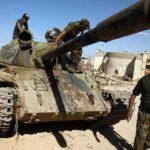 الجيش الليبي يتمكن من إسقاط طائرة تركية مسيرة فى ضواحى طرابلس