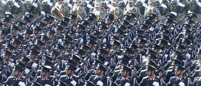 واشنطن تصدر عقوبات جديدة تستهدف 5 إيرانيين على صلة بالحرس الثوري