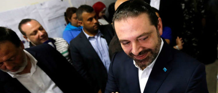"""الحريري: العقوبات ضد """"حزب الله"""" قد تسرع بتشكيل الحكومة"""