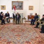 السيسي: نتطلع لتعزيز الاستثمارات وتنشيط السياحة الفيتنامية الوافدة لمصر