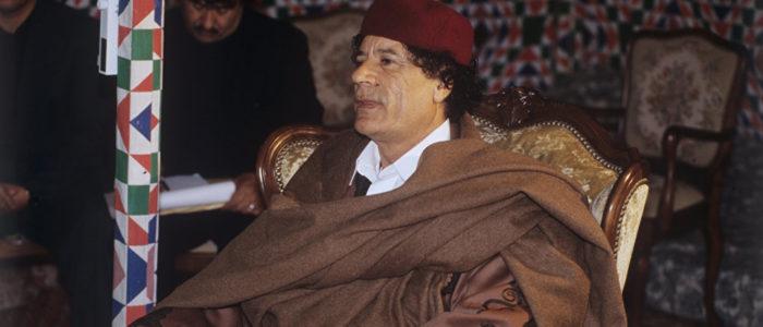 """صحيفة تتحدث عن وثائق القذافي """"المحظورة"""" وما تفضحه من علاقات مشبوهة"""