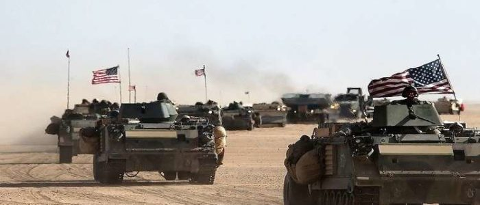 القاعدة الأمريكية في سوريا تلعب دور استراتيجي لخطة ترامب في الشرق الأوسط