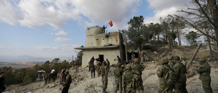 القضاء التركي يؤكد صحة تسجيل صوتي لخلق ذريعة تتيح لتركيا التدخل عسكريا في سوريا