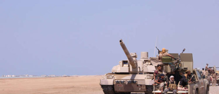 التحالف بقيادة السعودية يبدأ هجوما على الحديدة باليمن