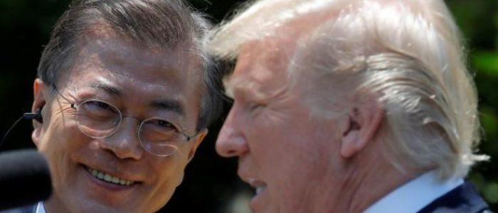 محادثات بين سول وواشنطن لضمان عقد قمة ترامب وكيم بعد تغير لهجة بيونج يانج
