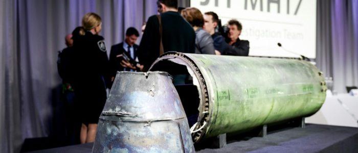 الصاروخ وراء اسقاط الطائرة الماليزية في اوكرانيا في 2014 مصدره الجيش الروسي بحسب محققين
