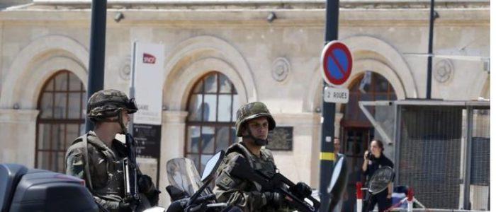 السلطات الفرنسية تخلي محطة مارسيليا لفترة وجيزة واعتقال رجل